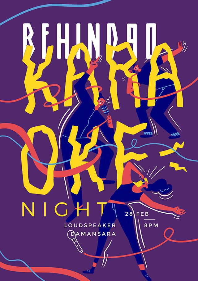 KARAOKE BIRTHDAY PARTY | STUDIO RELAX