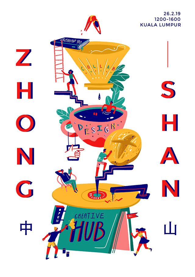 ZHONG SHAN SCOUTING | STUDIO FIELD TRIP