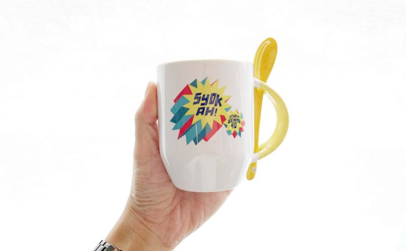 Studio Merch: Malysia Slang Mug